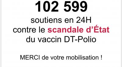 DT-Polio : un scandale d'Etat !