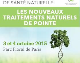 Programme du Congrès International de Santé Naturelle