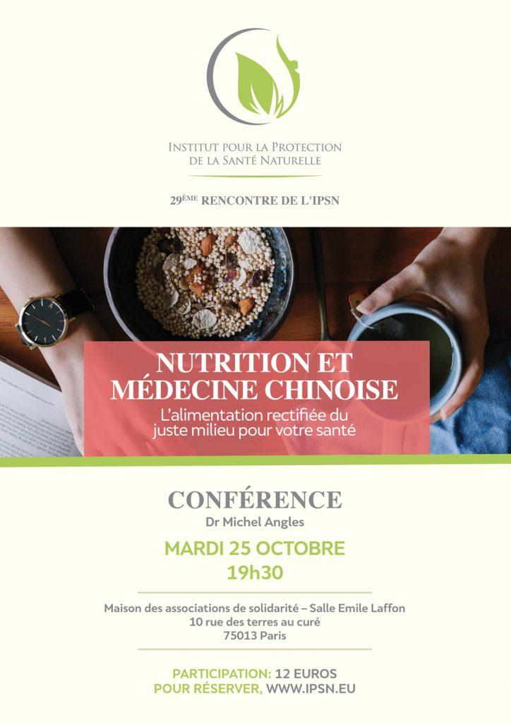 Rencontre nutrition sante